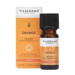 Tisserand Orange Organic Essential Oil 9ml