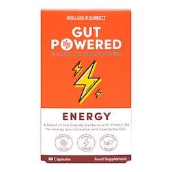 Holland & Barrett Gut Powered Energy 30 Capsules