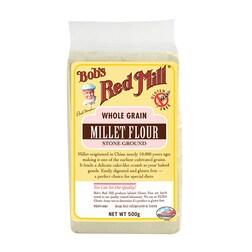 Bobs Red Mill Gluten Free Millet Flour 500g