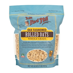 Bobs Red Mill Regular Rolled Oats 907g