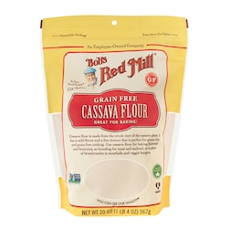 Bobs Red Mill Gluten Free Cassava Flour 567g