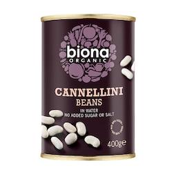 Biona Cannellini Beans 400g