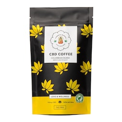 Cheerful Buddha CBD Coffee 100g