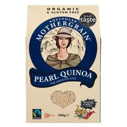 Quinola Organic & Fairtrade White Quinoa 500g