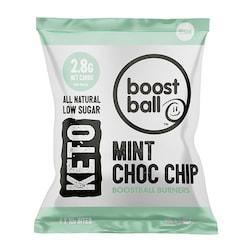 Boostball Keto Choc Mint 40g