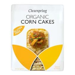 Clearspring Organic Corn Cake Squares 130g