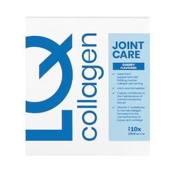 LQ Collagen Joint Care Cherry Flavoured Liquid Supplement 10x25ml Shots