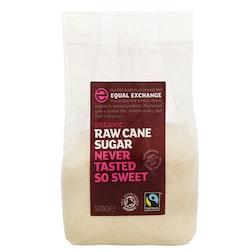 Equal Exchange Raw Cane Sugar - Unrefined 500g