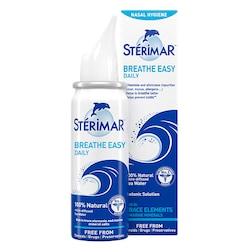 Sterimar Breathe Easy Daily Nasal Spray 50ml