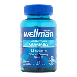 Vitabiotics Wellman 30 Gummies