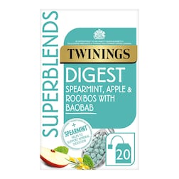 Twinings Superblends Digest 20 Tea Bags