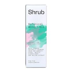 Shrub Botanical Wonder Hair Oil