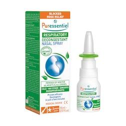 Puressentiel Respiratory Decongestant Nasal Spray 15ml