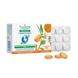 Puressentiel Respiratory Eucalyptus & Honey Flavoured 18 Lozenges