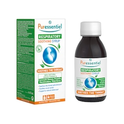 Puressentiel Respiratory Soothing Syrup 125 ml