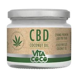 Vita Coco CBD Infused Coconut Oil 250ml