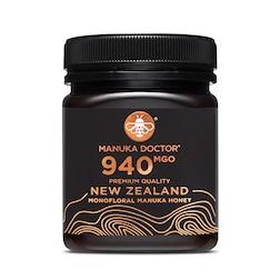 Manuka Doctor Manuka Honey MGO 940 250g