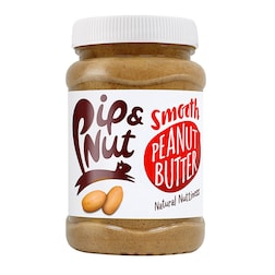 Pip & Nut Smooth Peanut Butter 400g
