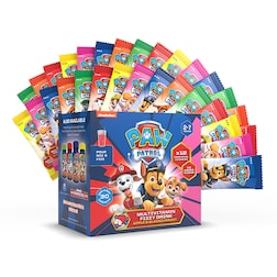 PAW Patrol Nickelodeon Multivitamin Fizzy Drink Apple & Blackcurrant 30 Sachets