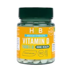 Holland & Barrett Vitamin D3 25ug 90 Tablets