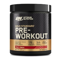 Optimum Nutrition Gold Standard Pre Workout Fruit Punch 330g