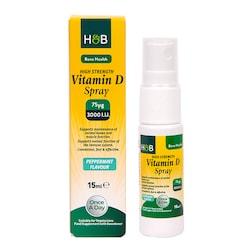 Holland & Barrett Vitamin D Spray 75ug 15ml