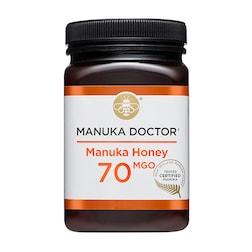 Manuka Doctor Manuka Honey MGO 70 500g