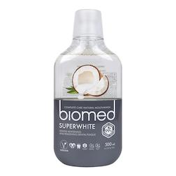 Biomed Superwhite Mouthwash 500ml