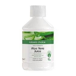 Optima Healthcare Natural Choice Aloe Vera Juice 473ml