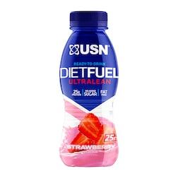 USN Diet Fuel Ultralean Strawberry 330ml