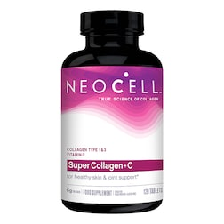Neocell Super Collagen + C 120 Tablets
