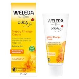 Weleda Calendula Baby & Child Nappy Change Cream 75ml