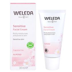 Weleda Sensitive Facial Cream Almond 30ml