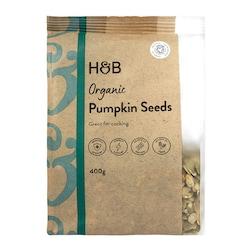 Holland & Barrett Organic Pumpkin Seeds 400g
