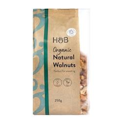 Holland & Barrett Organic Walnuts 250g