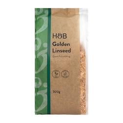 Holland & Barrett Golden Linseed 500g