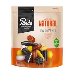 Panda Liquorice Mix 200g