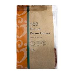 Holland & Barrett Pecan Halves 400g