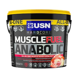 USN Muscle Fuel Anabolic All-In-One Shake Strawberry 4kg