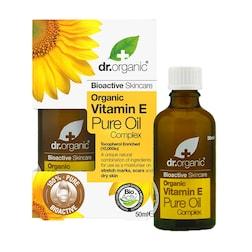 Dr Organic Vitamin E Pure Oil Complex 50ml