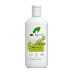 Dr Organic Tea Tree Body Wash 250ml