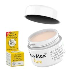 Haymax Pure Organic Drug Free Pollen Barrier Balm 5ml