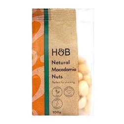 Holland & Barrett Macadamia Nuts 100g