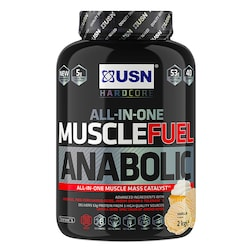 USN Muscle Fuel Anabolic All-In-One Shake Vanilla 2kg