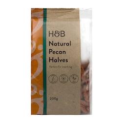Holland & Barrett Pecan Halves 200g