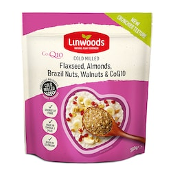 Linwoods Milled Flaxseed, Almonds, Brazil Nuts, Walnuts & Q10 360g