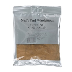 Neal's Yard Wholefoods Ground Cinnamon 75g