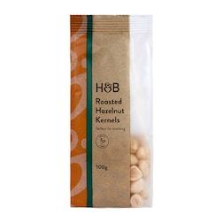 Holland & Barrett Roasted Hazelnut Kernels 100g