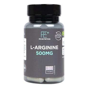 Holland & Barrett L-Arginine Capsules 500mg