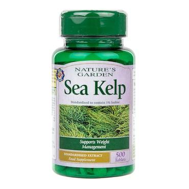 Natures Garden Sea Kelp Tablets | Holland & Barrett